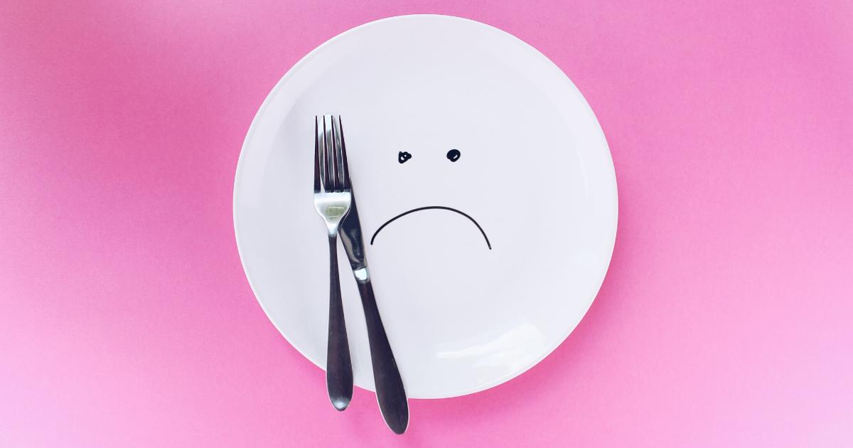 食事制限ダイエットでリバウンドする